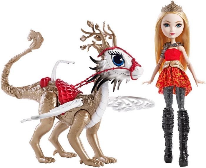 Кукла Эппл Вайт из серии Драконьи игры.