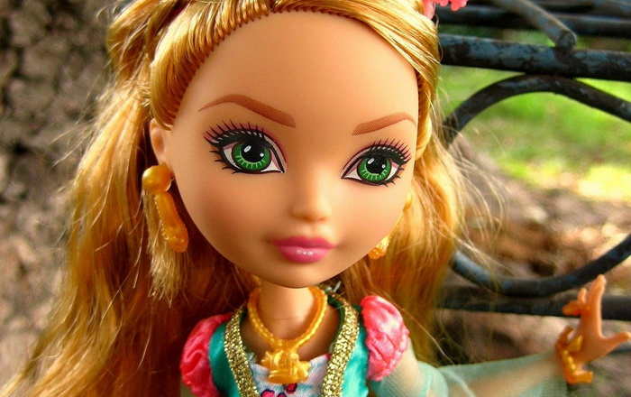 Базовая кукла Эшлин Элла.