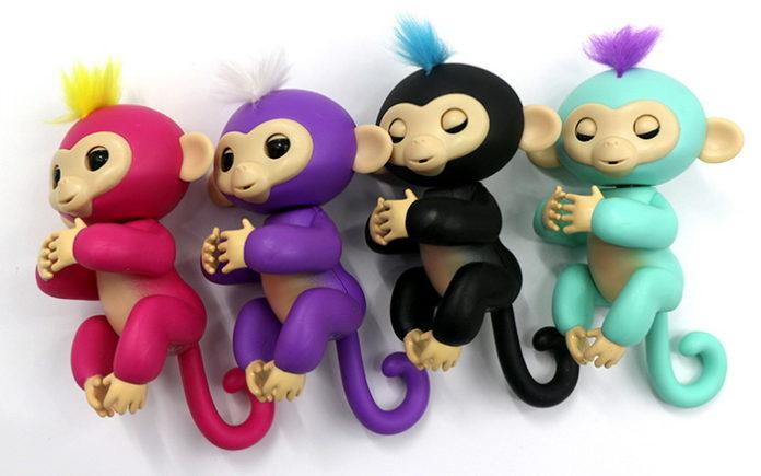 Спят усталые обезьянки