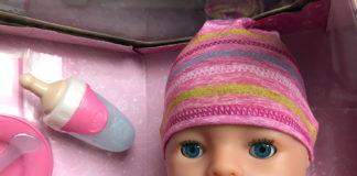 Оригинальная кукла Baby Born.