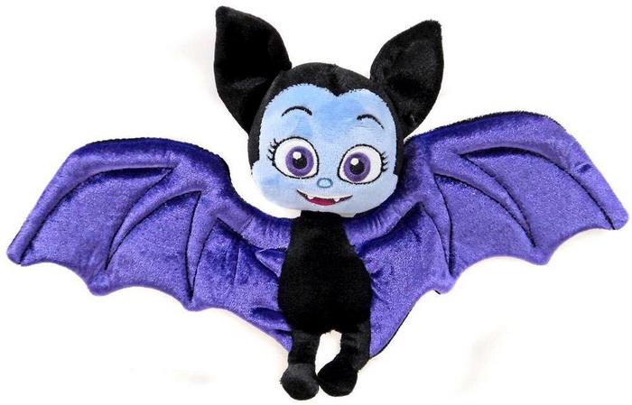 Плюшевая игрушка летучей мышки Вампирины.