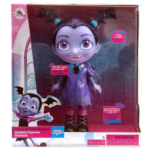 Кукла Вампирина из Disneystore.