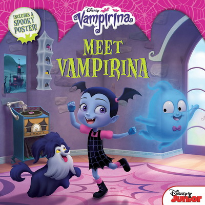 Вампирина скоро на канале Disney Junior.